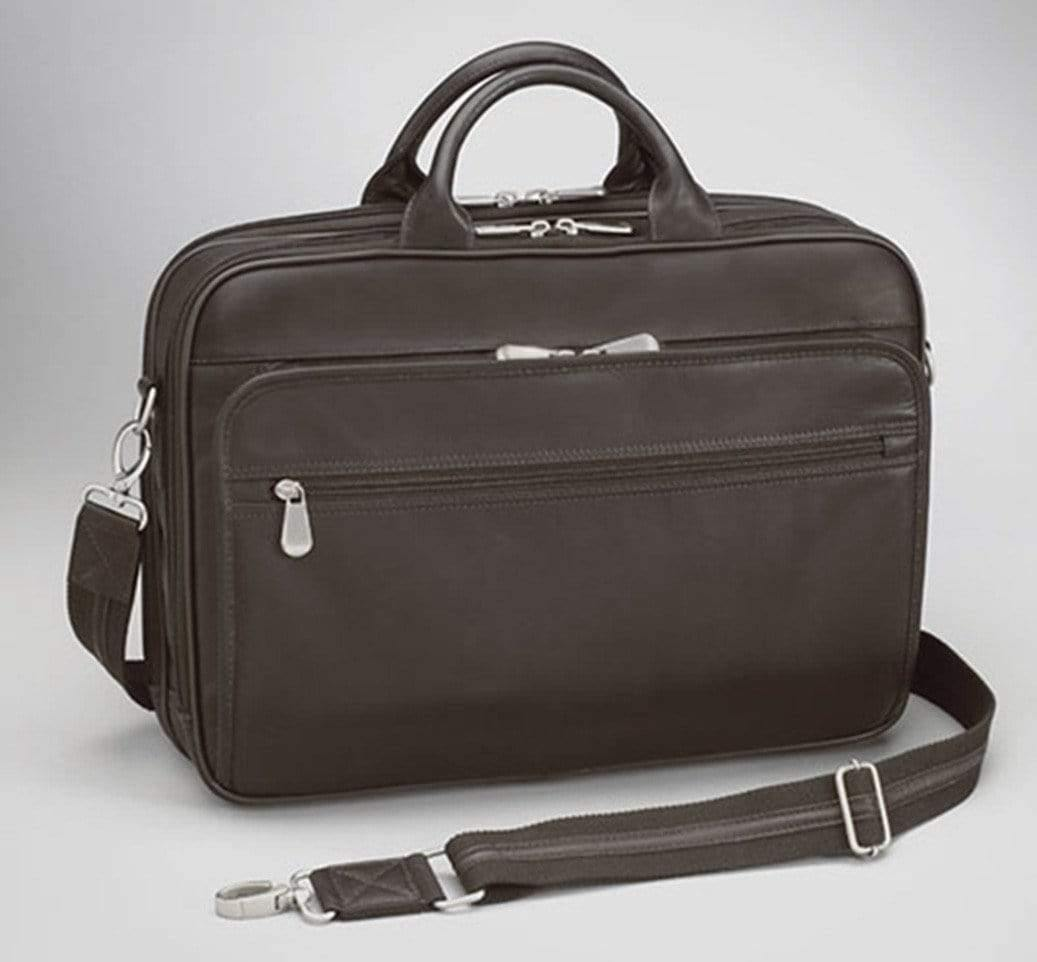 Concealed Carry Leather Briefcase By Gun Tote N Mamas Gtm 155 Www Itsinthebagboutique Com