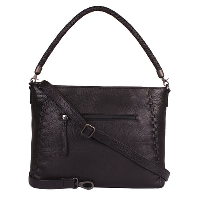 Lady Conceal Concealed Carry Purse Concealed Carry Lacey Leather Tote by Lady Conceal