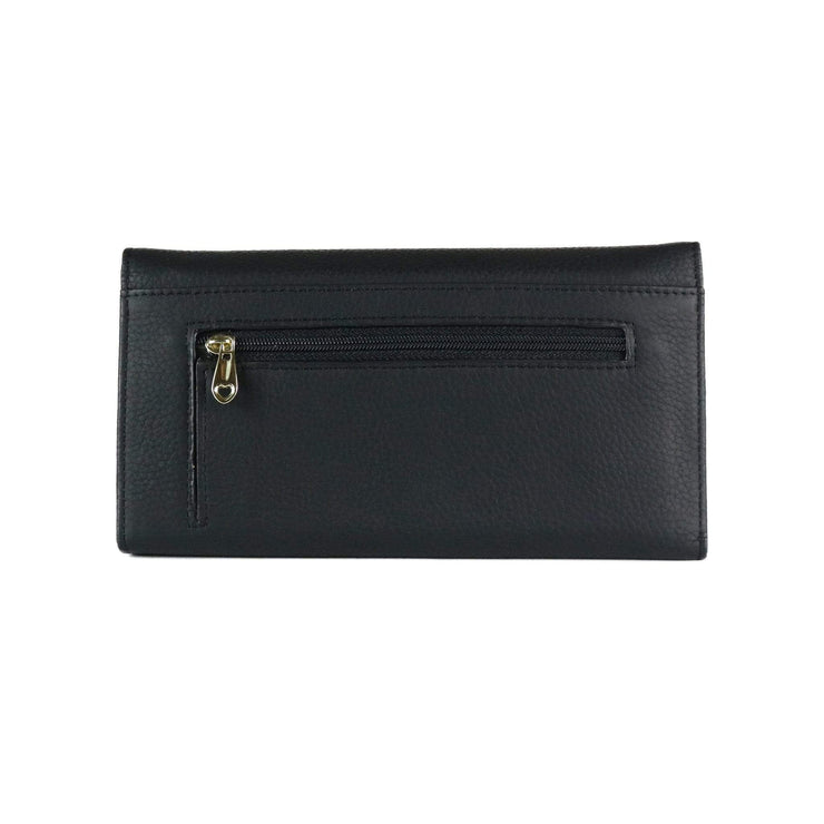 Miss Conceal Wallets Genuine Leather Wallet