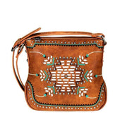Montana West Concealed Carry Purse Brown Concealed Carry Aztec Crossbody Purse by Montana West