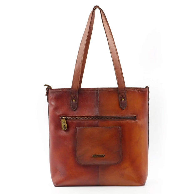 Montana West Concealed Carry Purse Concealed Carry Leather Tote/Crossbody by Montana West
