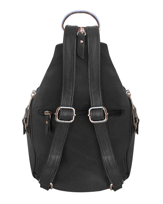 Roma Leathers Bags Concealed Carry Versatile Backpack Purse by Roma Leathers