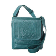 Ropin West Concealed Carry Purse Turquoise Concealed Carry Organizer Crossbody by Ropin West