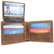 Urban Cowboy Wallets Men's Bifold Leather Wallet by Urban Cowboy