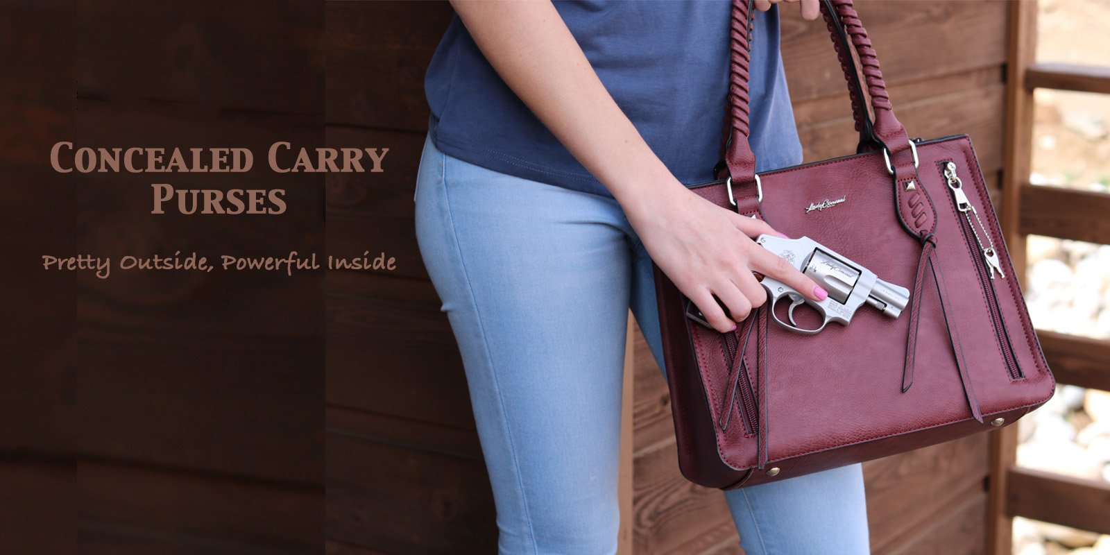 Concealed Carry Purse Collections