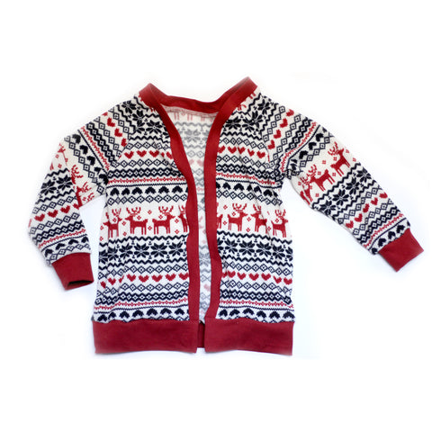 Scandanavian Christmas Cardigan