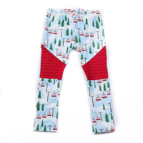 Swiss Alps Leggings