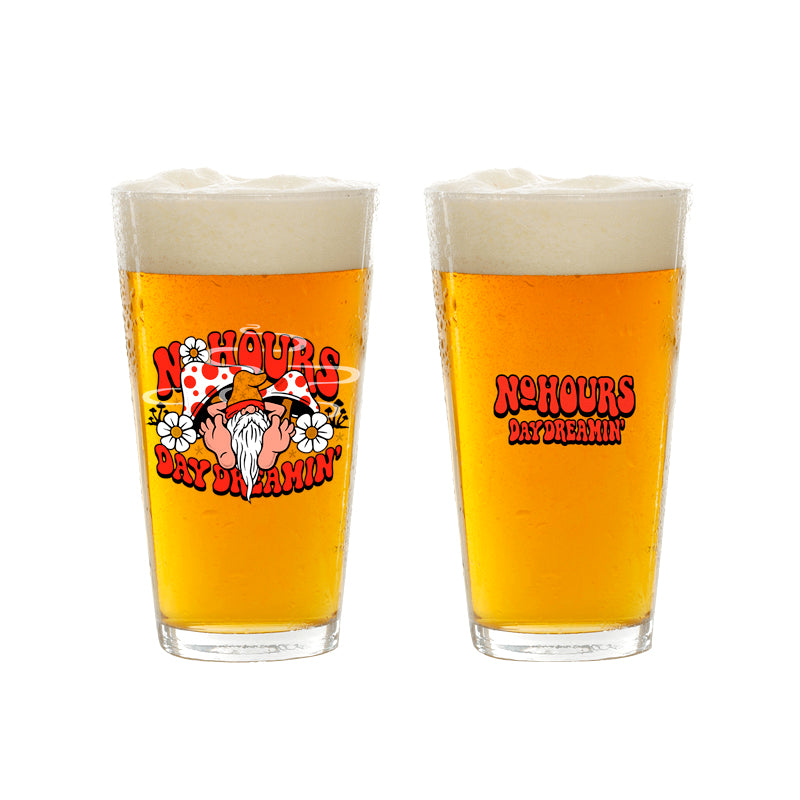 Day Dreamin Pint Glass
