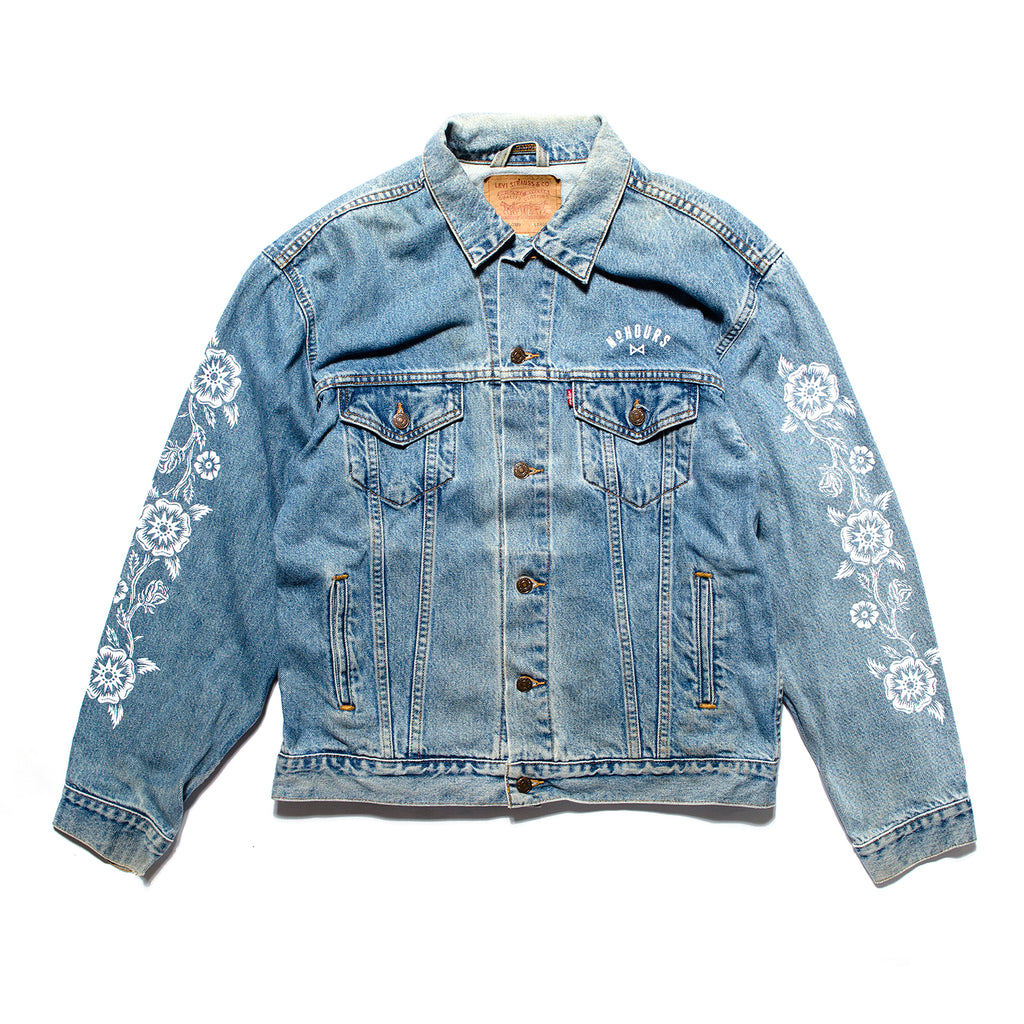 The End Vintage Denim Jacket