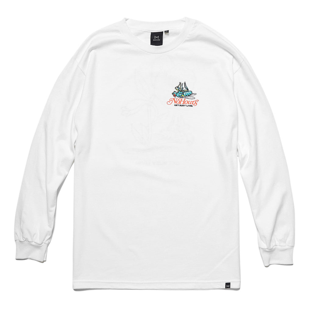 Get Busy Long Sleeve