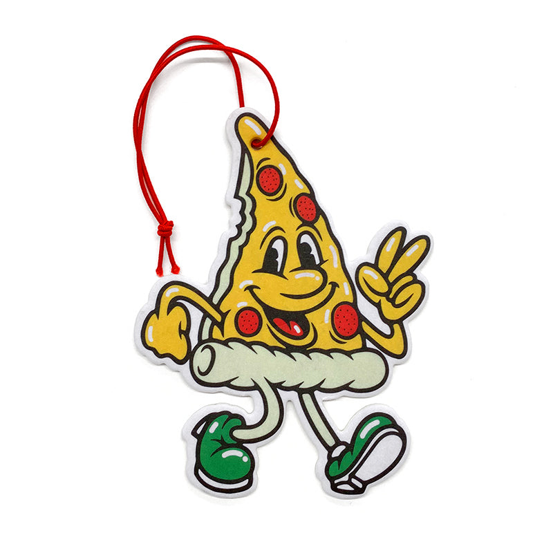 Happy Pizza Air Freshener
