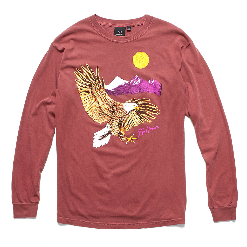 High Up Long Sleeve Tee