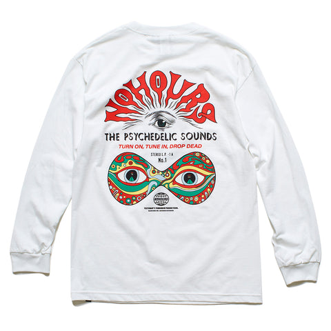 Psyc Sound Long Sleeve Tee