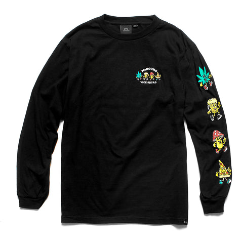 Vice Squad Long Sleeve Tee