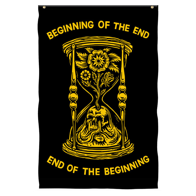 The End Banner
