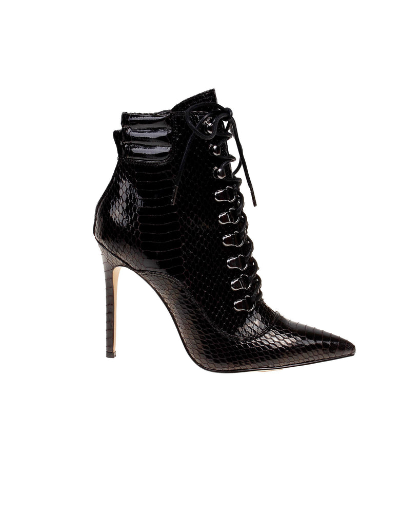 Kettle Lace Up Bootie