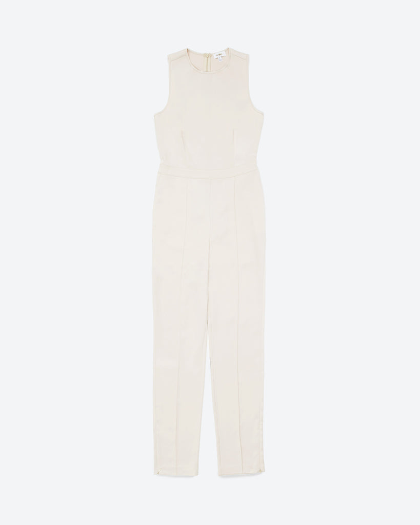Structured Minimalist Jumpsuit