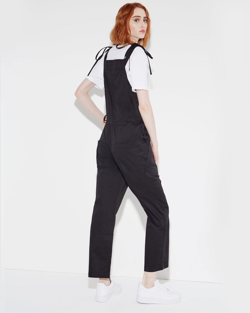 PAPER COTTON JUMPSUIT