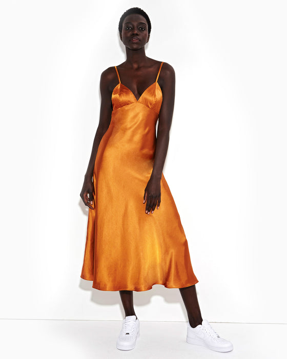 rust-satin-slipdress