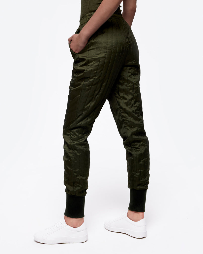 Quilted Jogger