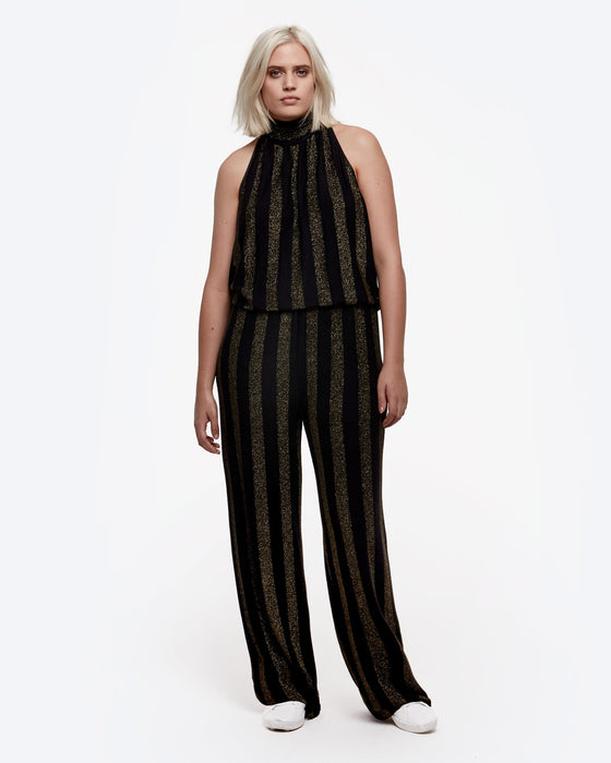 metallic-halter-jumpsuit