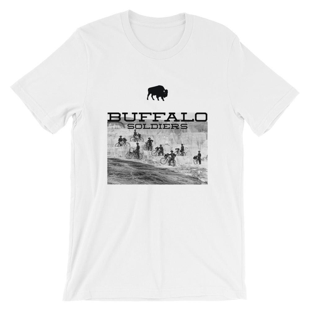 Buffalo Soldier Tee - Black Excellence by HWMR
