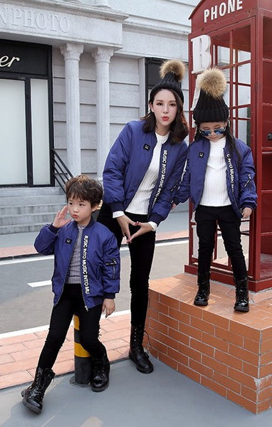 Family Matching Jackets