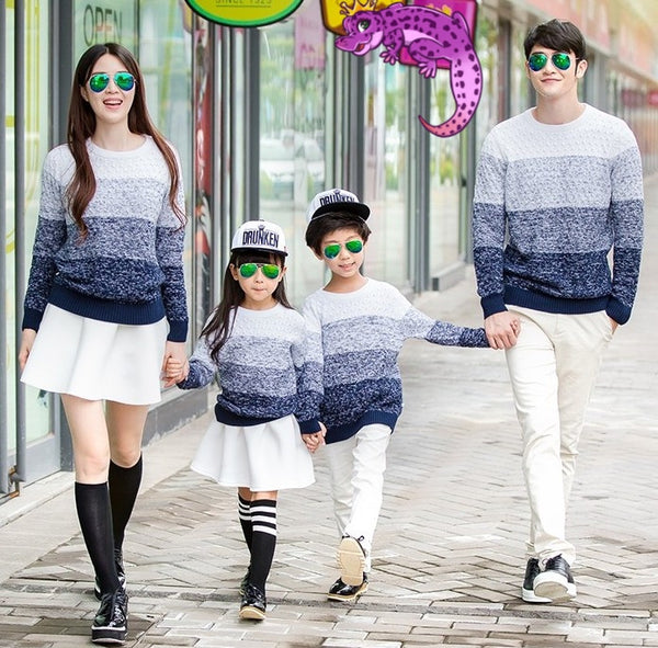 Family Matching Sweater 2