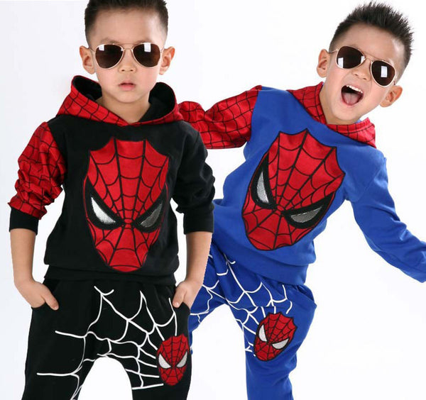 SpiderMan 2pc Set