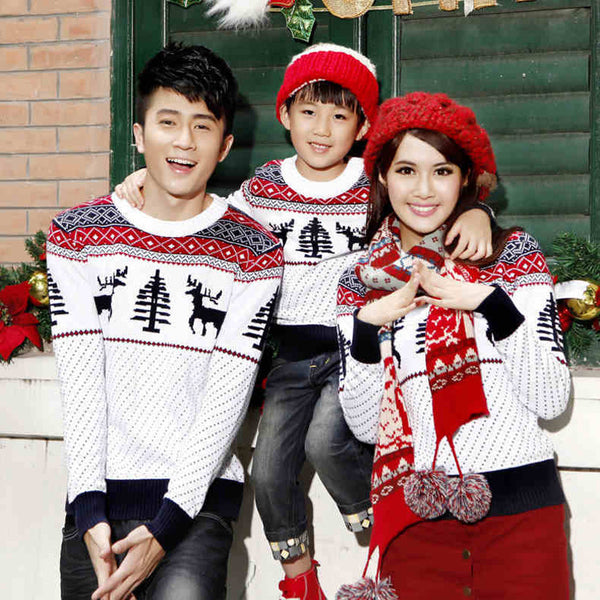 Family Matching Sweater 4