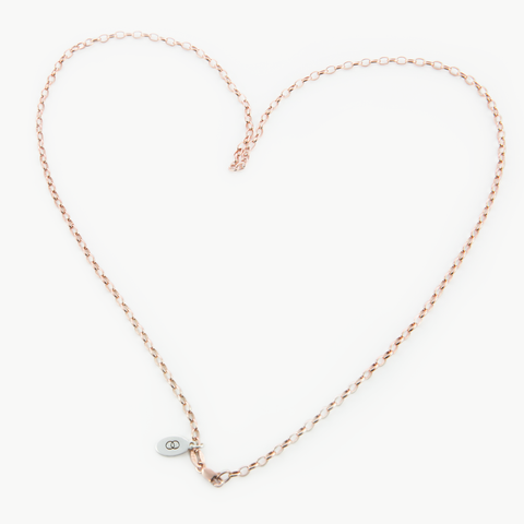 Standard Rose Gold Chain