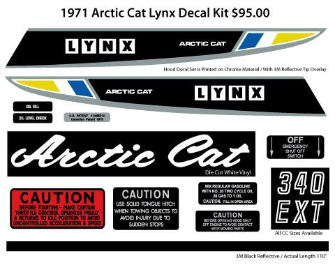 1971 Arctic Cat Lynx