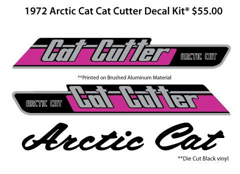 1972 Arctic Cat Cat Cutter