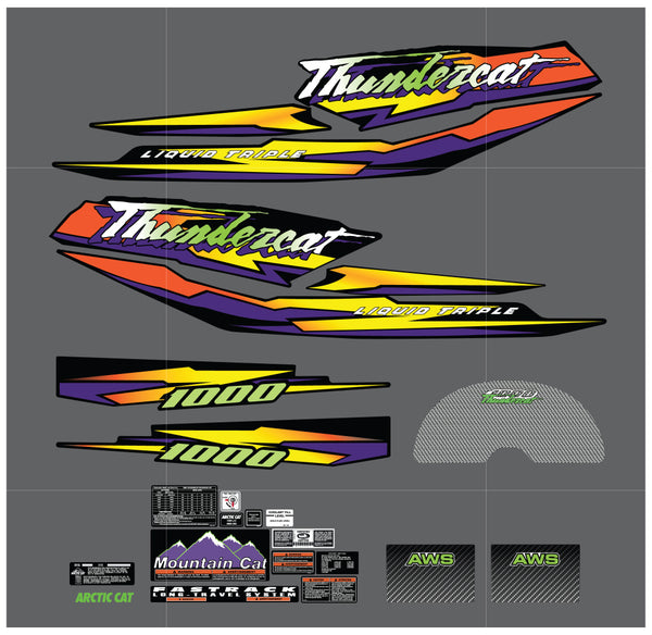 1998 Arctic Cat Thundercat