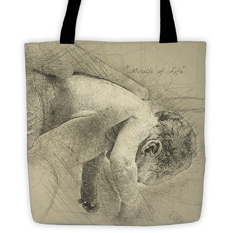 Miracle of Life Collection - Tote bag