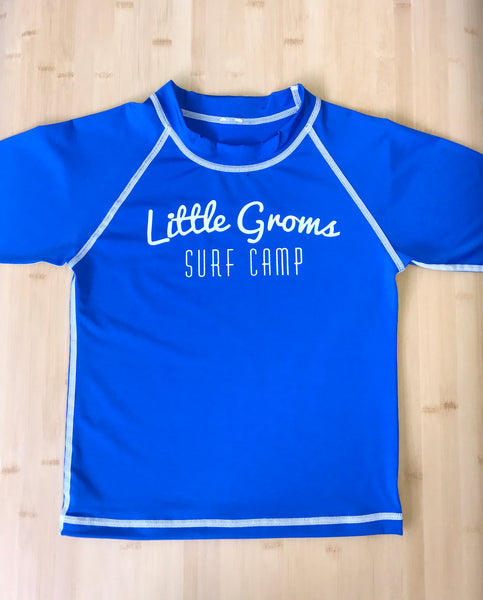 Little Groms Rashguard