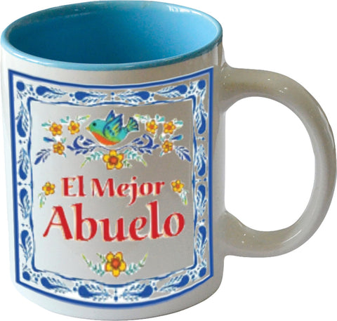 Abuelo Gift Idea Unique Coffee Mug