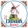 Danish Gift Idea Tile: Danish Roots..