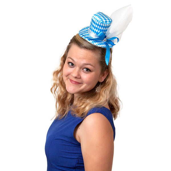 Mini Party Festival: Hat with Bavarian Design