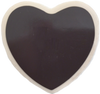 Heritage Fridge Heart Tile: Married to Mexican