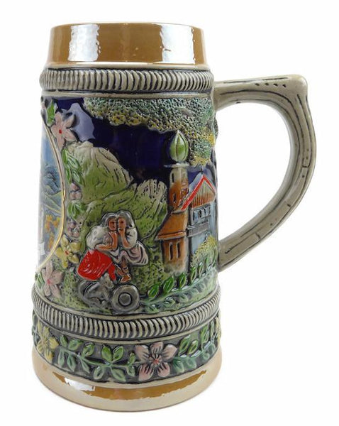 Neuschwanstein Ludwigs Castle Beer Stein
