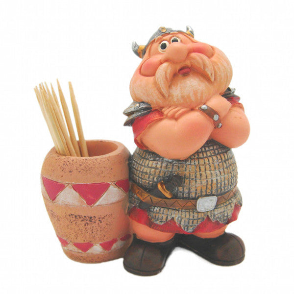 Norwegian Gift Toothpick Holders