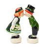 Irish Gift Unique Salt and Pepper Shakers