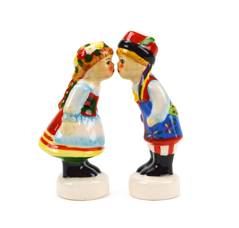 Polish Heritage Salt & Pepper Set
