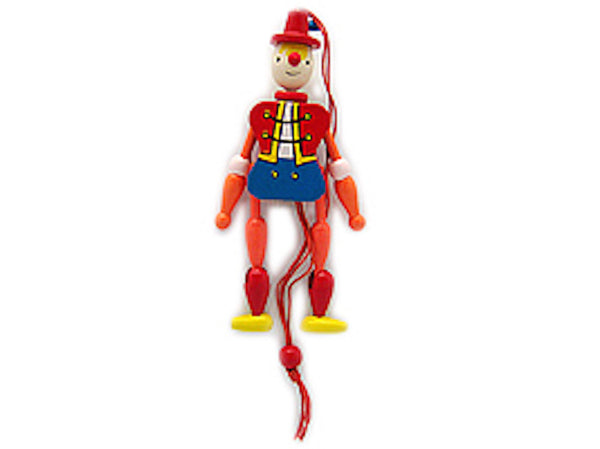 Jumping Jack Toys Norwegian Boy