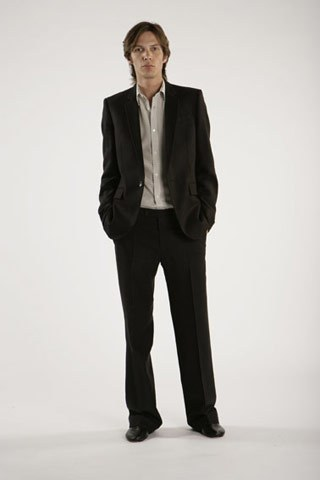 2007 S/S FRESCO WOOL 2-PIECE SUIT