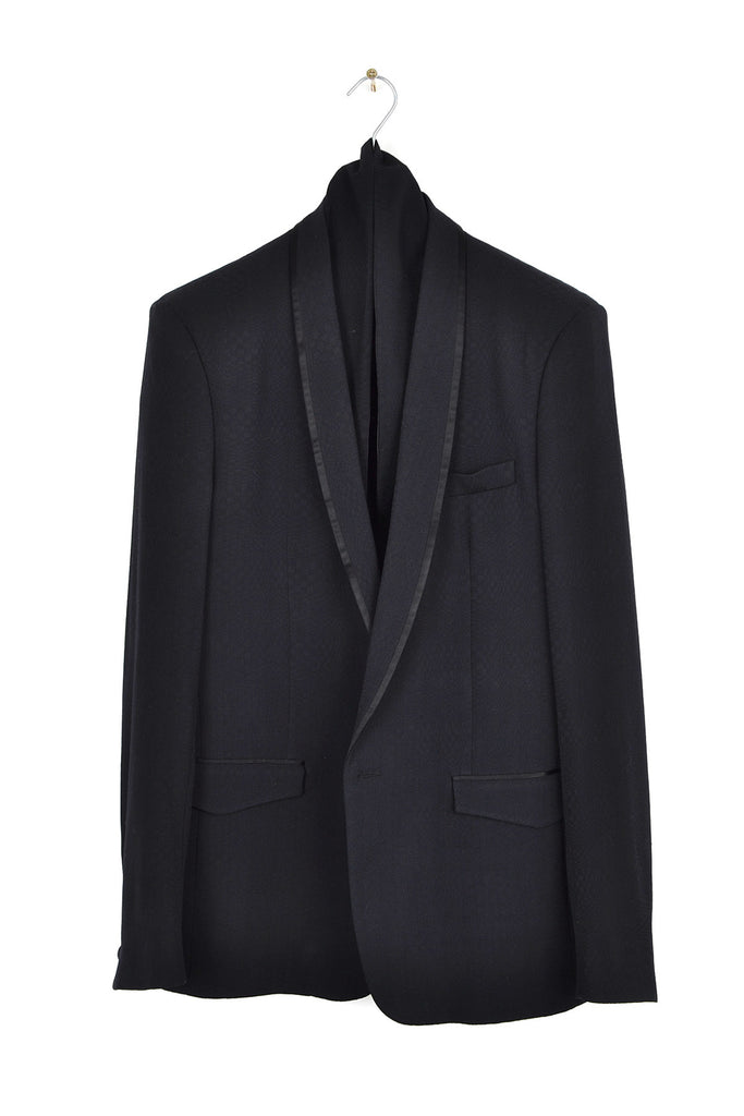 2007 A/W EVENING JACKET WITH MATCHING SCARF