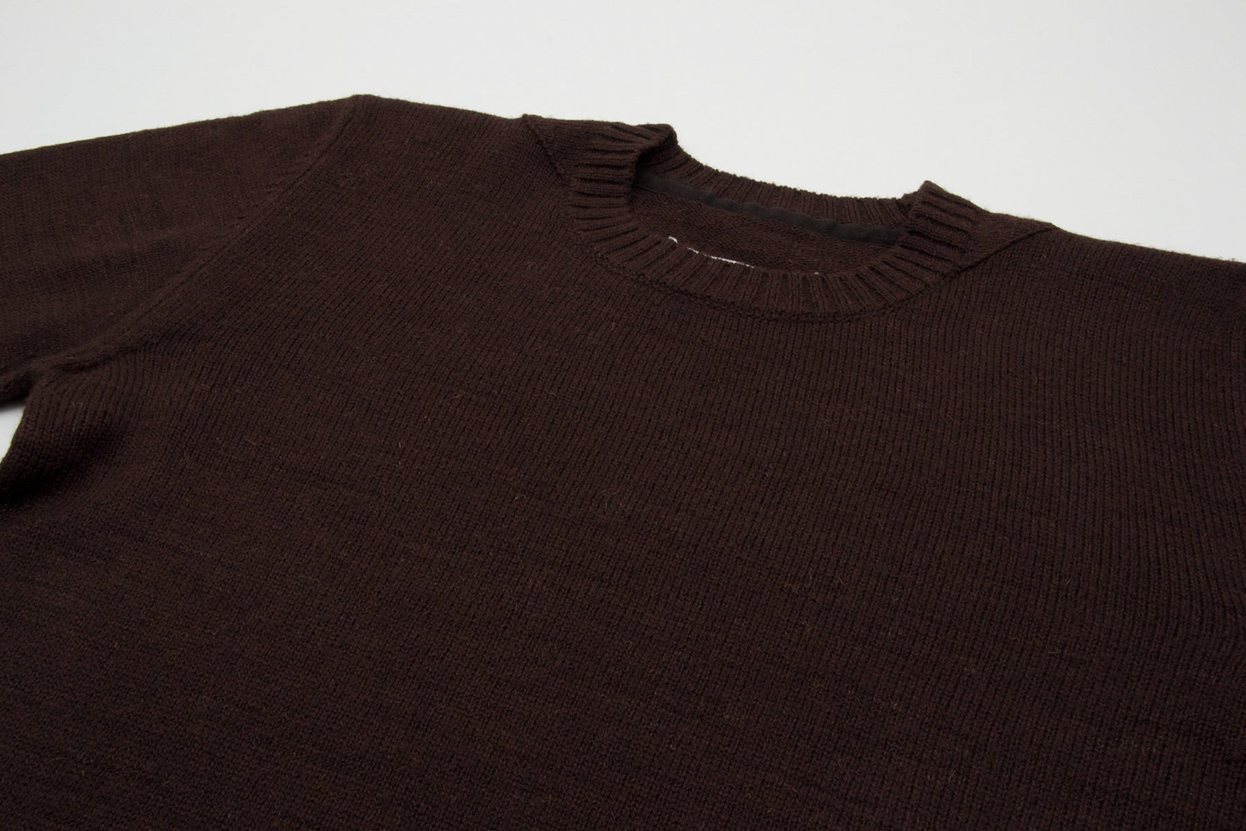 2002 A/W WOOL SWEATER WITH SHOULDER DETAIL BY MISS DEANNA