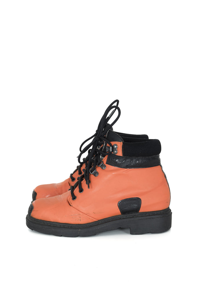"2007 A/W REPLICA ""WORKING BOOTS"" DETROIT"