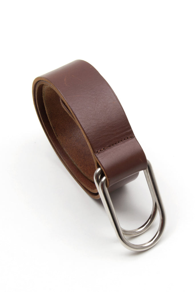 2000 S/S ARTISANAL LEATHER BELT